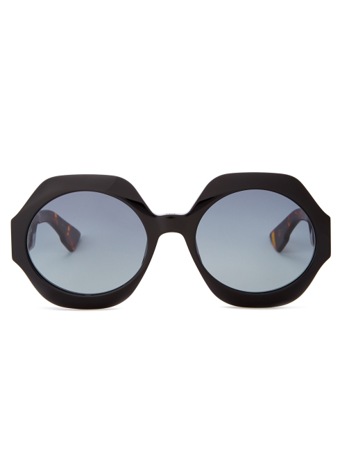 63909f0307 Dior Dior Spirit 1 round-frame sunglasses - Harvey Nichols
