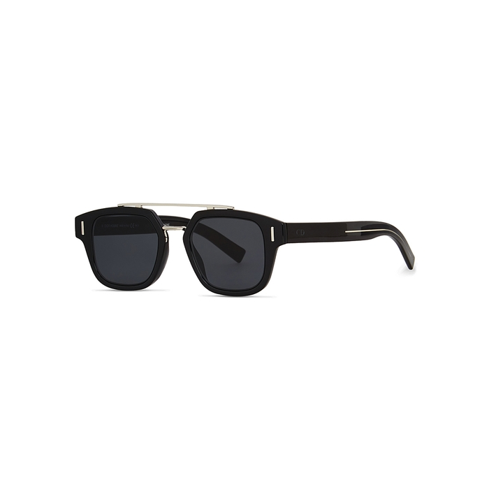 Dior Homme DiorFraction1 Aviator-style Sunglasses