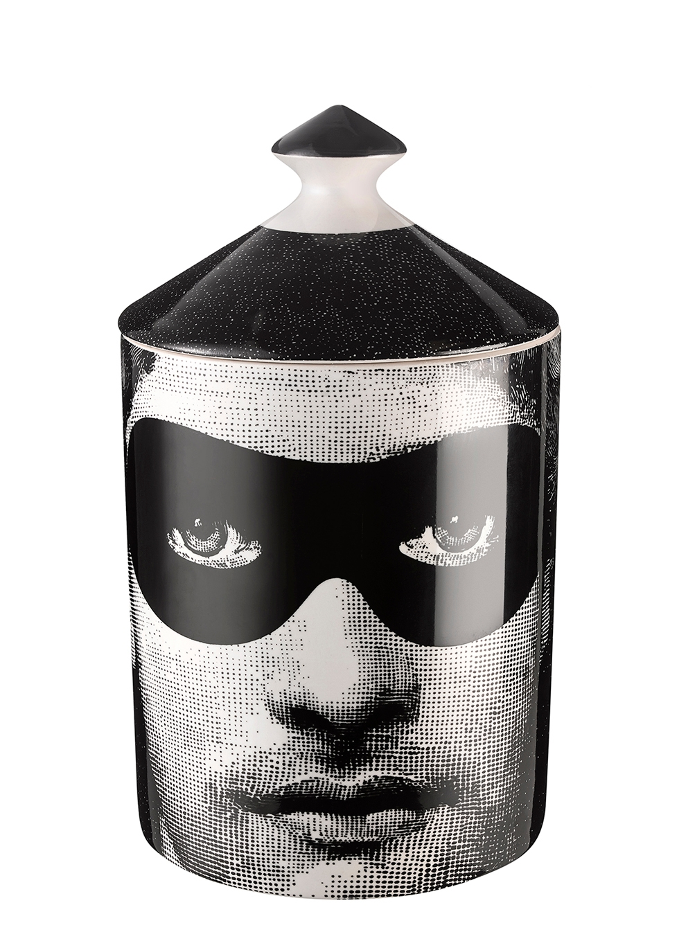 Don Giovanni Rose Patchouli Candle 300g - FORNASETTI