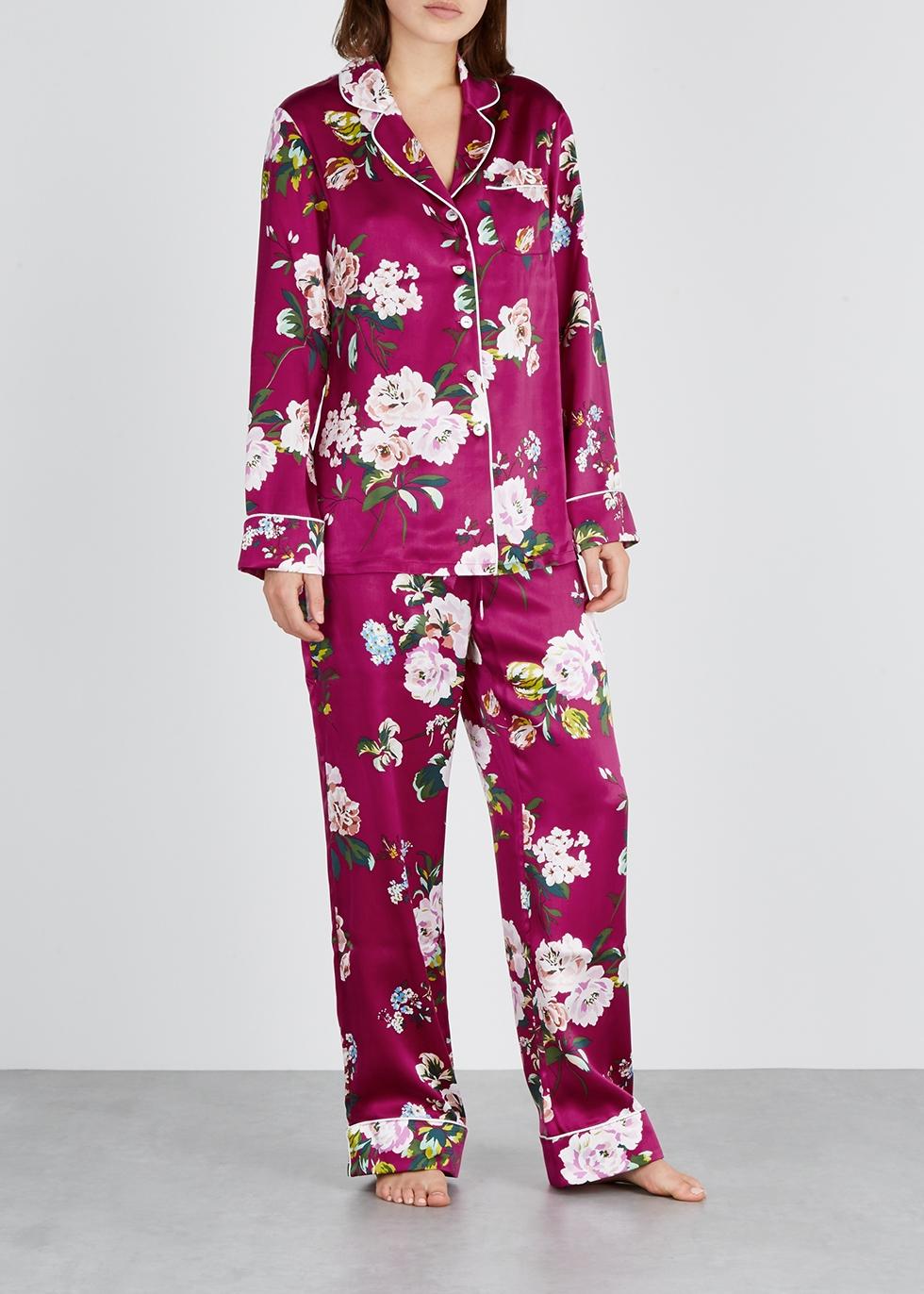 47f60b1b22 Designer Sleepwear - Luxury Lingerie - Harvey Nichols