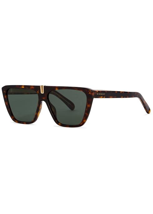 8fd38a67d7c9b Givenchy Tortoiseshell cat-eye sunglasses - Harvey Nichols