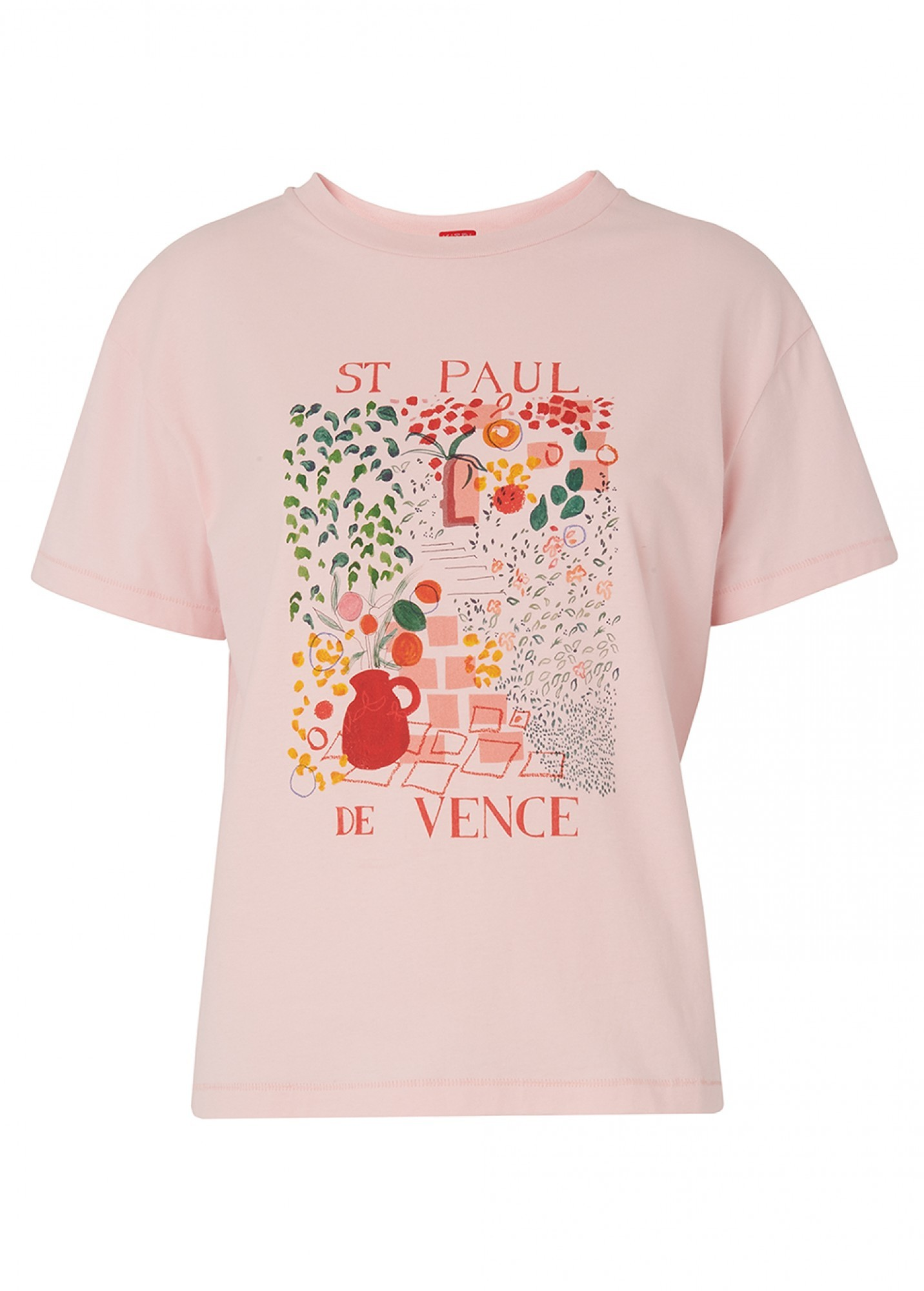 KITRI ST PAUL DE VENCE T-SHIRT