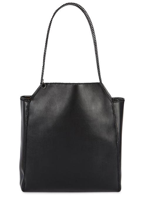 Stella McCartney Falabella Fine Chain reversible faux leather tote ... f9fa6d2834