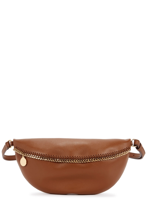 Stella McCartney Falabella faux-leather belt bag - Harvey Nichols 936e324968