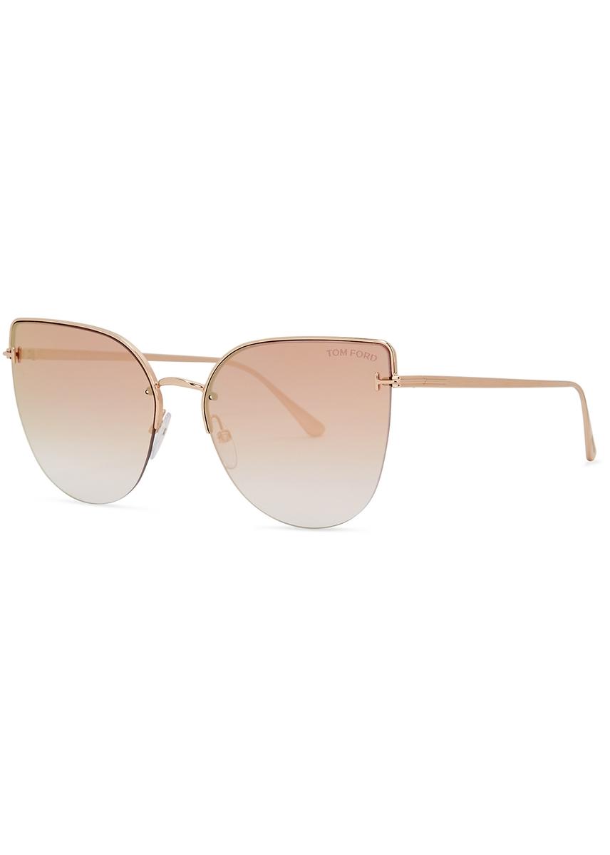 70ffe1fceba Tom Ford Sunglasses - Womens - Harvey Nichols