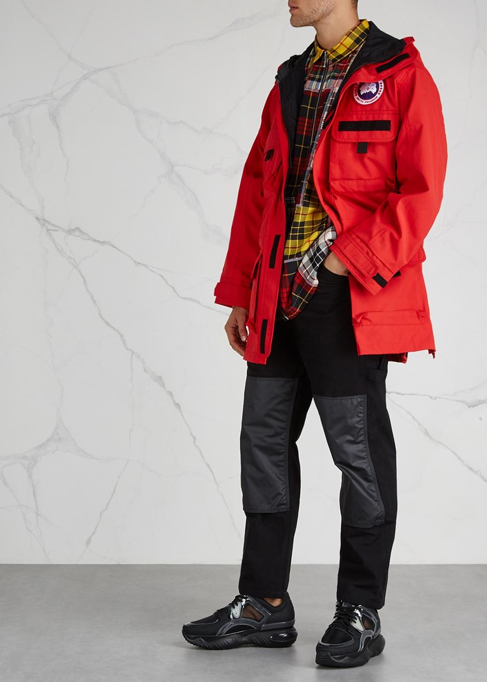 canada goose oliver jacket black