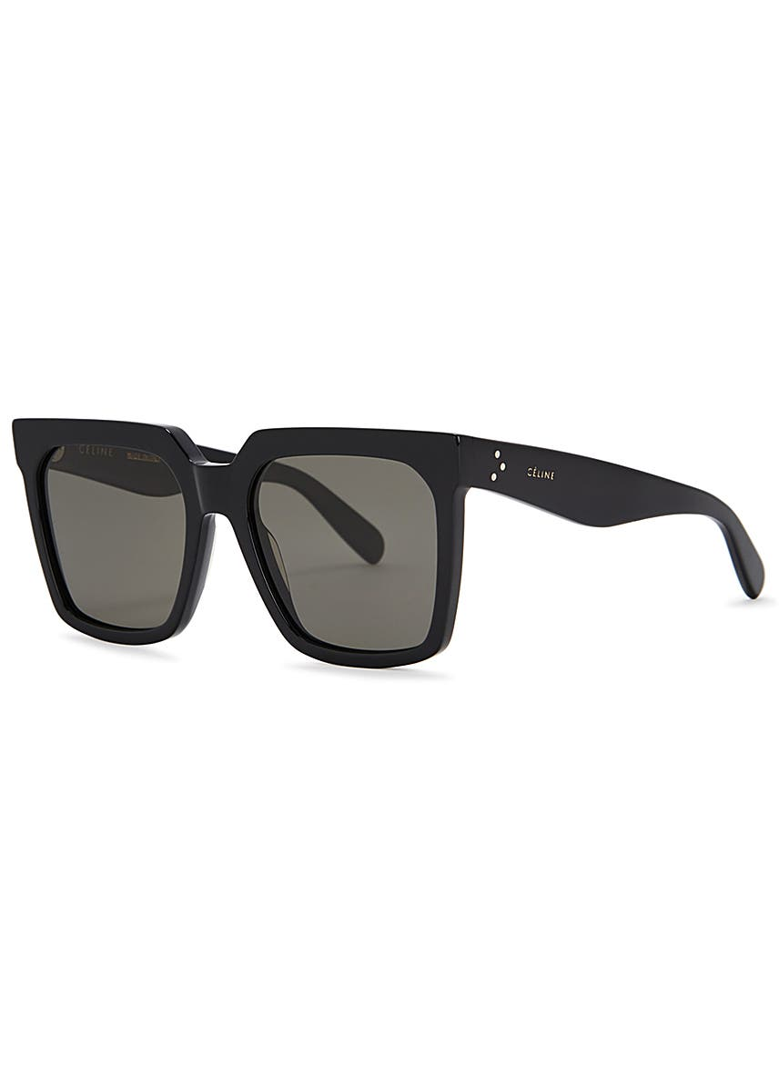 63b8fd872409 Celine Sunglasses, Wayfarers, Round Frame, Square Frame - Harvey Nichols