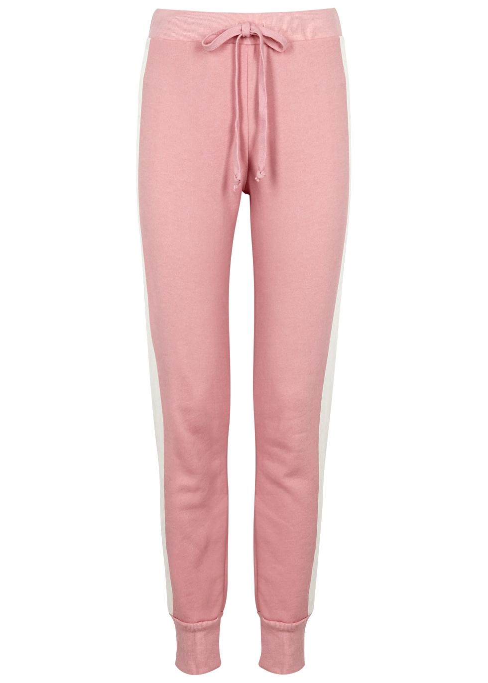 Fleece Trousers Jogging Harvey Jack Wildfox Stripe Varsity Nichols Rj5Aq3LSc4