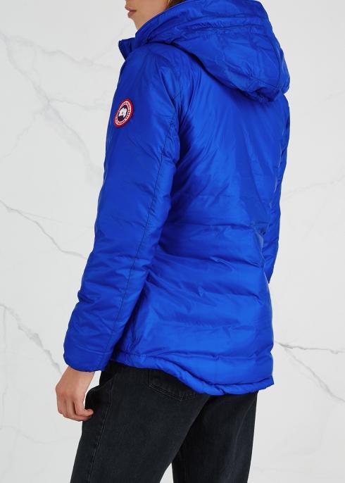 Canada Goose PBI Camp blue shell jacket - Harvey Nichols e8bf67c4ff