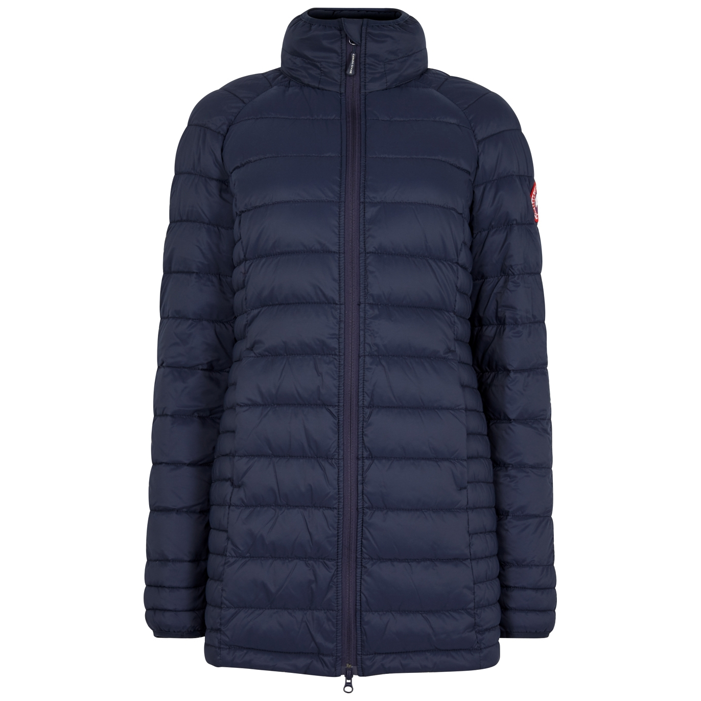 a9d83dafbd1 Brookvale navy quilted coat
