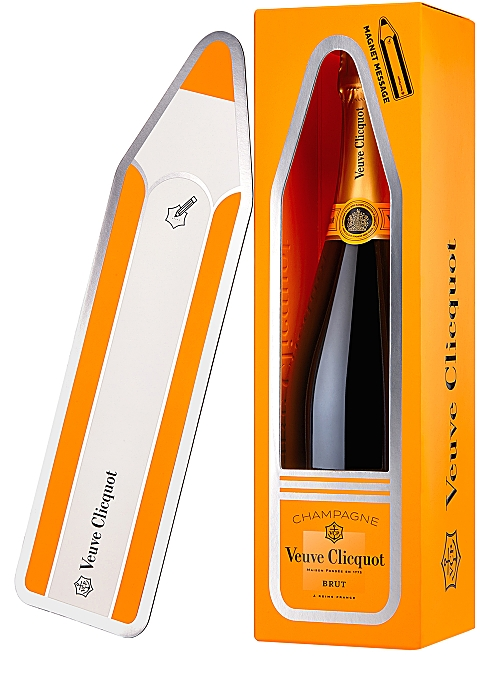 Veuve Clicquot Yellow Label Champagne