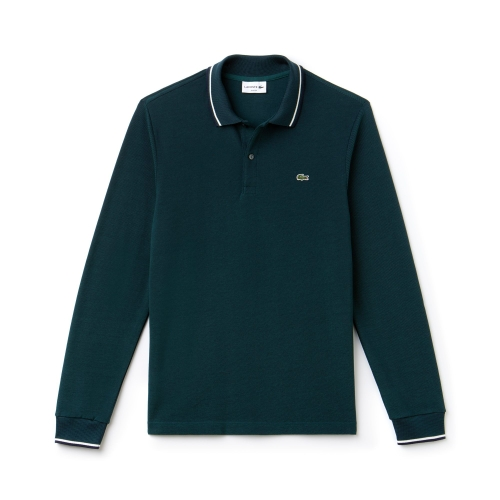 Lacoste Lacoste – Men S Long Sleeves Polo – Ph1963