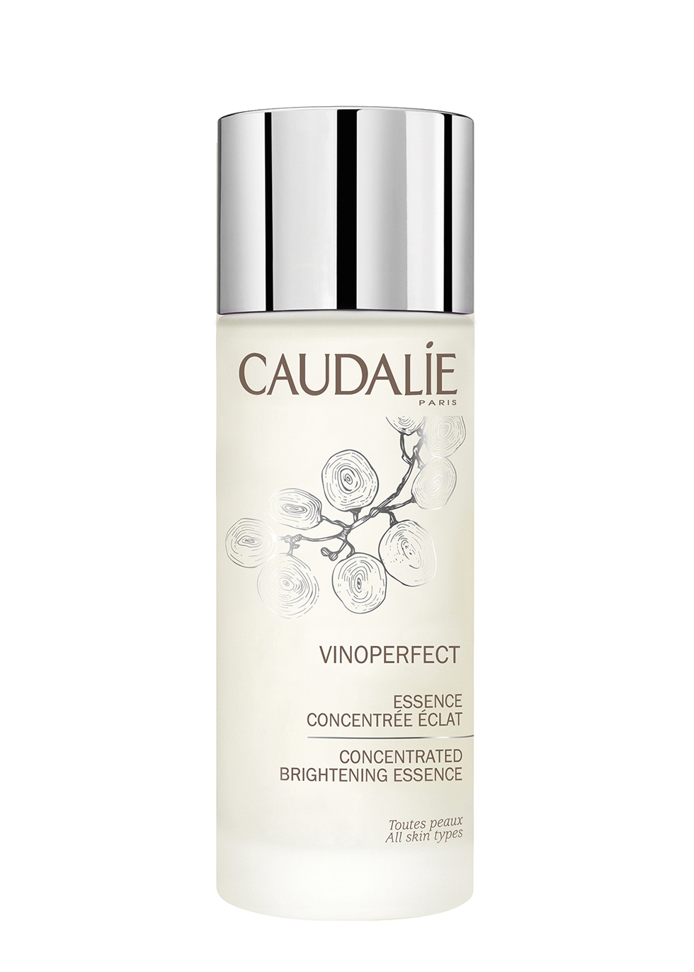 Vinoperfect Concentrated Brightening Essence 100ml - CAUDALIE