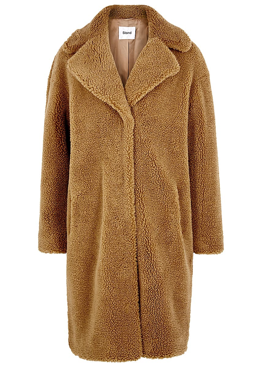15c8f7cee9d Women's Shearling, Fur & Faux Fur Coats - Harvey Nichols