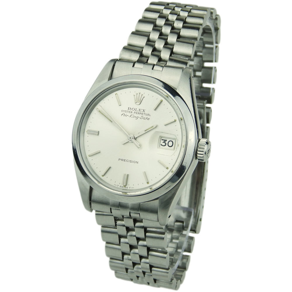 ROLEX AIR-KING DATE AUTOMATIC 5700