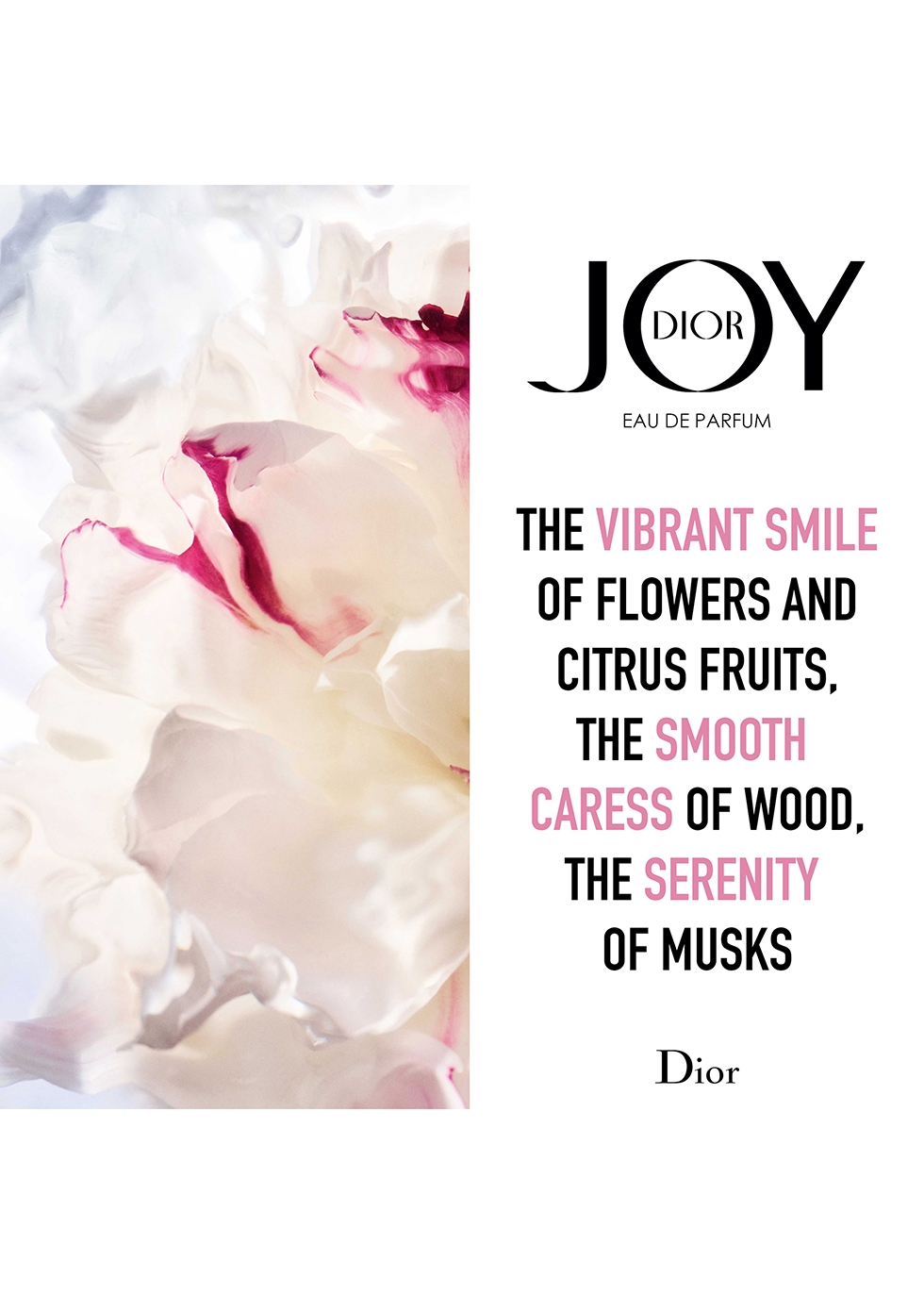 JOY by Dior Eau de Parfum 30ml - Dior