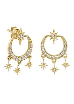 Women S Earrings Fine Jewellery Harvey Nichols