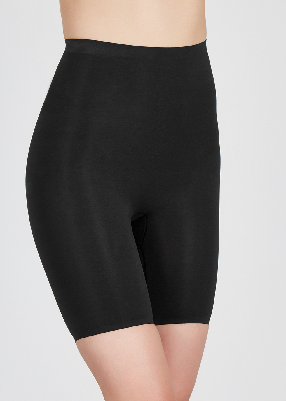 Beyond Naked black shaping shorts - Wacoal