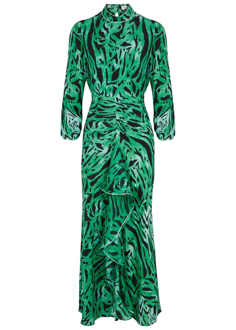 Layered Long Silk Dresses Graduation