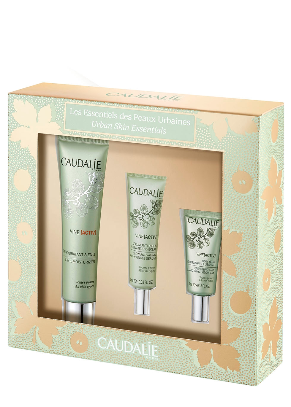 Urban Skin Essentials Gift Set - CAUDALIE