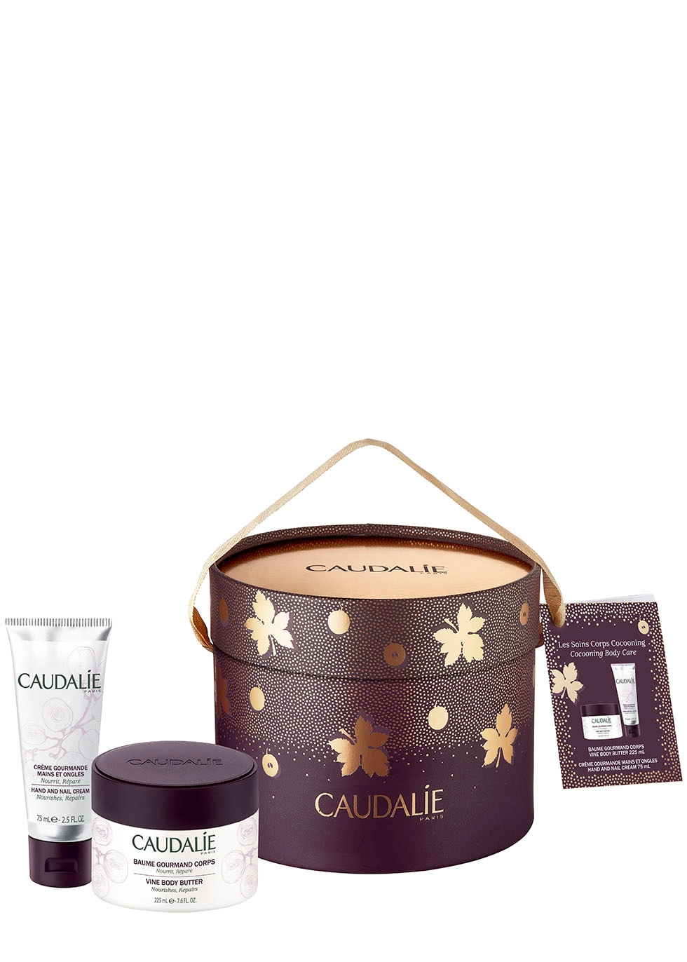 Vine Body Butter Gift Set - CAUDALIE