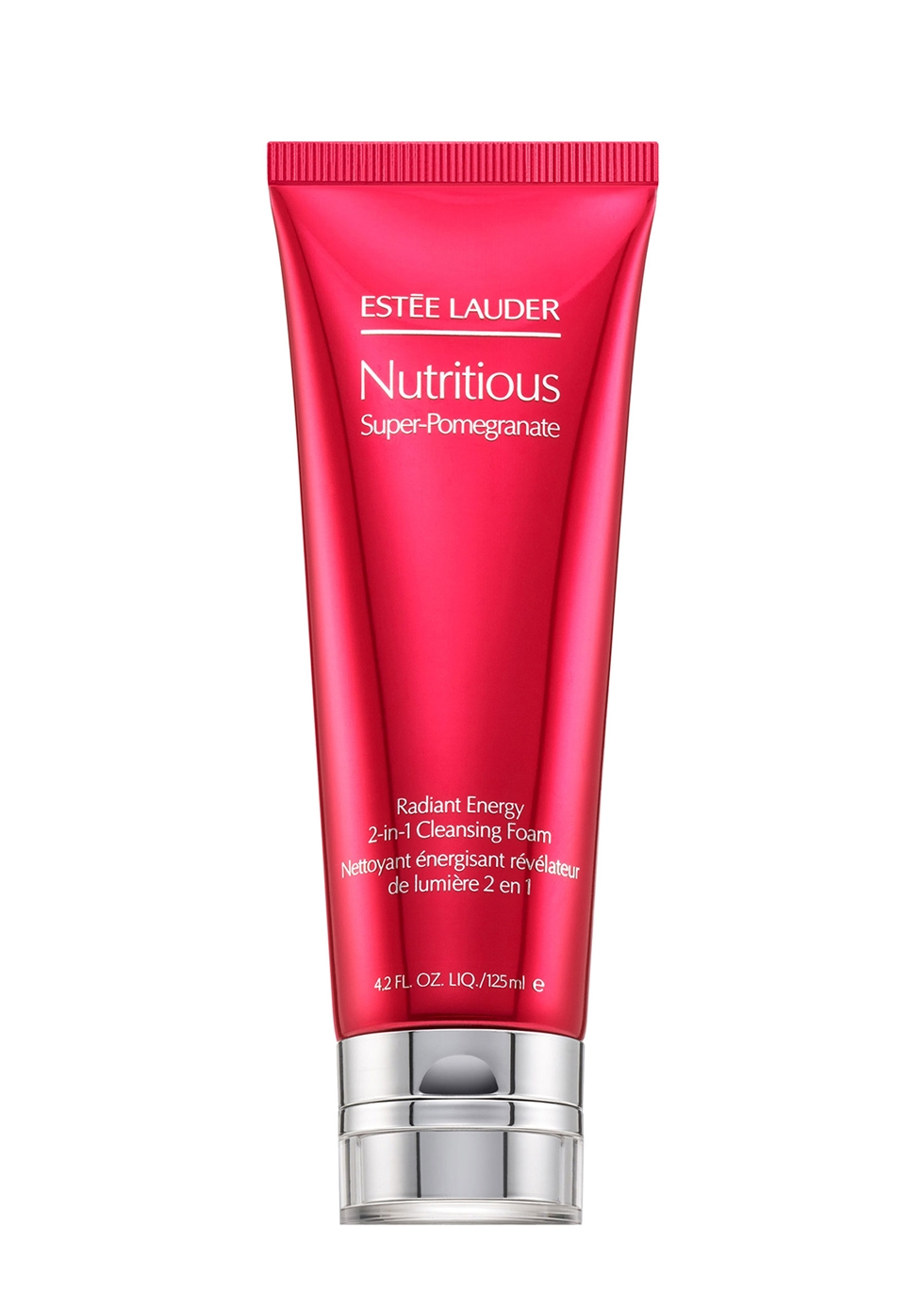 Nutritious Super-Pomegranate Radiant Energy 2-in-1 Cleansing Foam 125ml