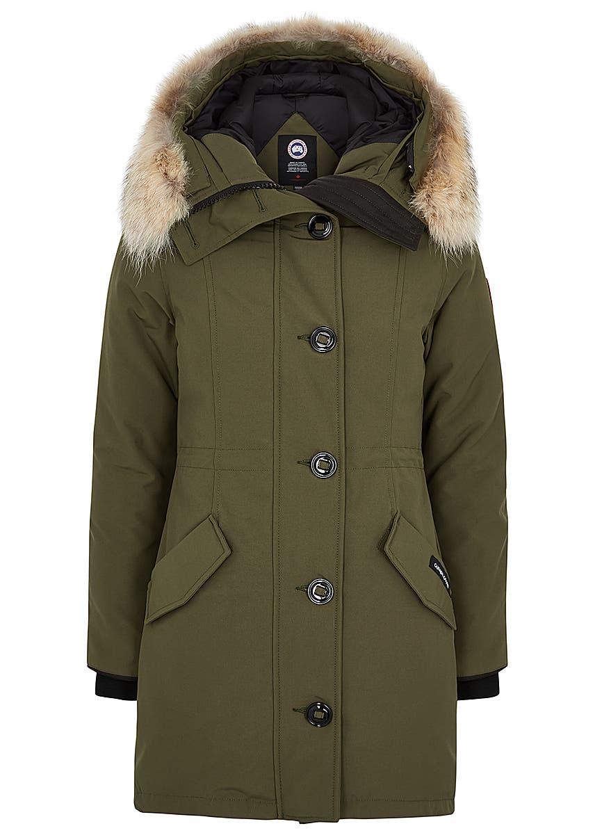 reputable site aa007 86fe8 Canada Goose - Designer Jackets & Coats - Harvey Nichols