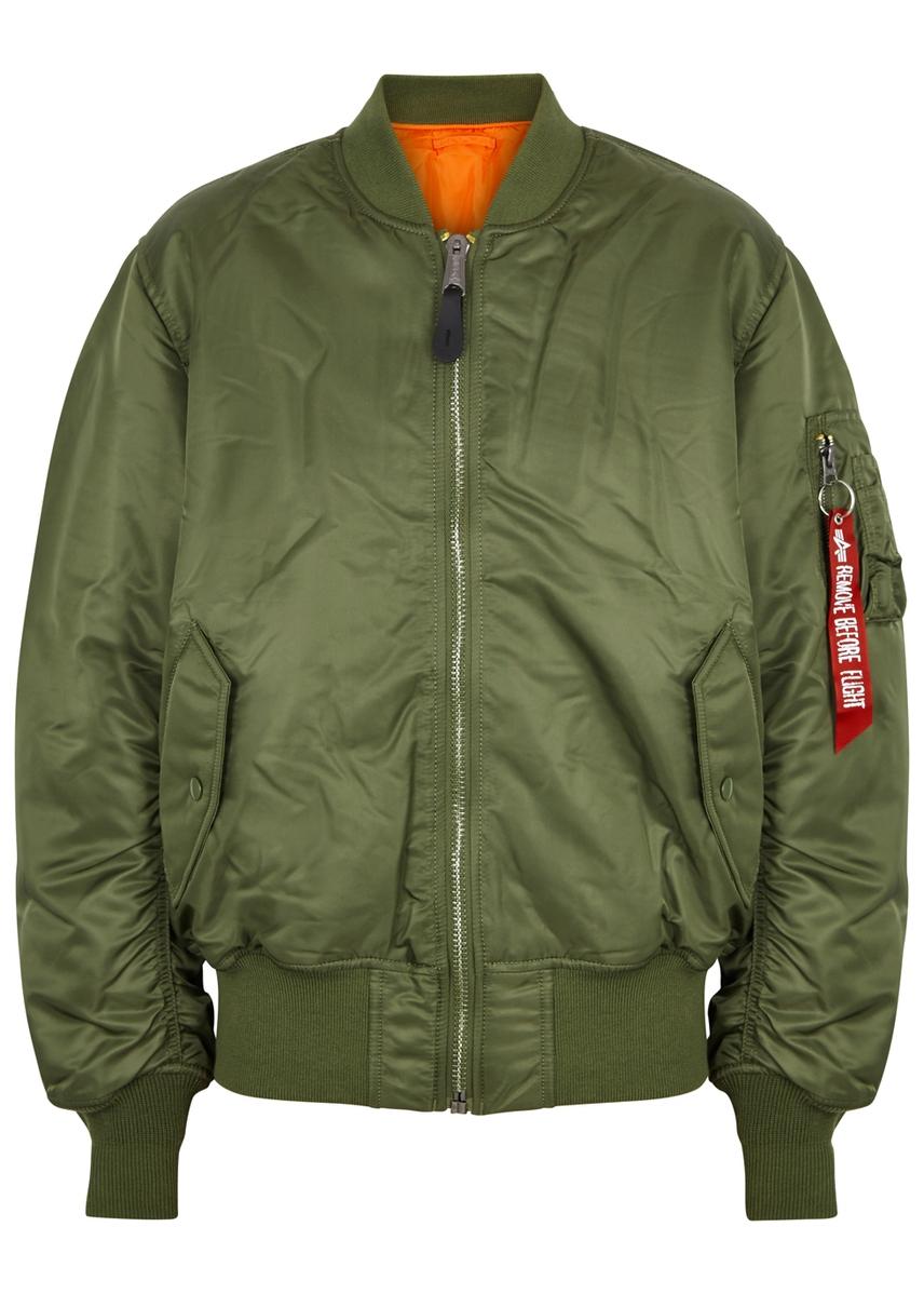 730c354d2c0 MA-1 reversible shell bomber jacket ...
