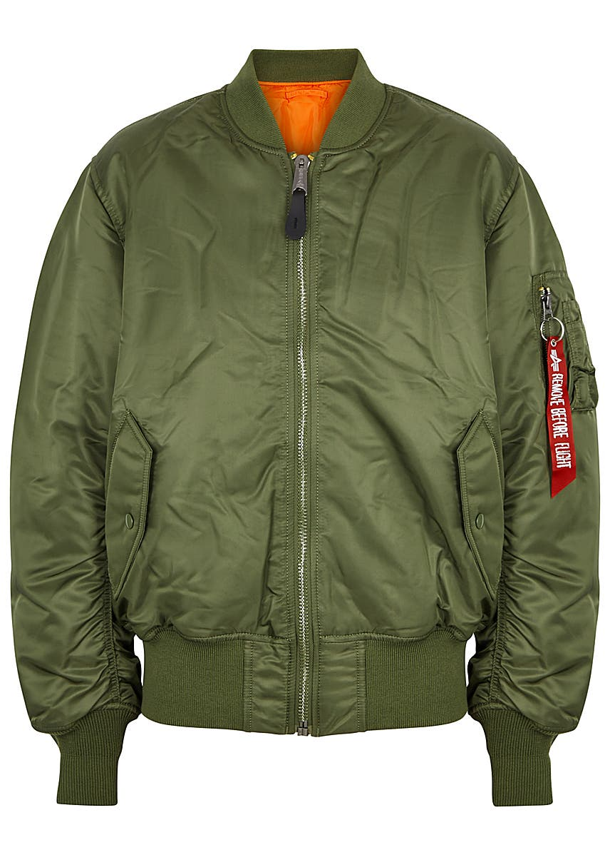 the latest 504fc ca11a Alpha Industries - Harvey Nichols