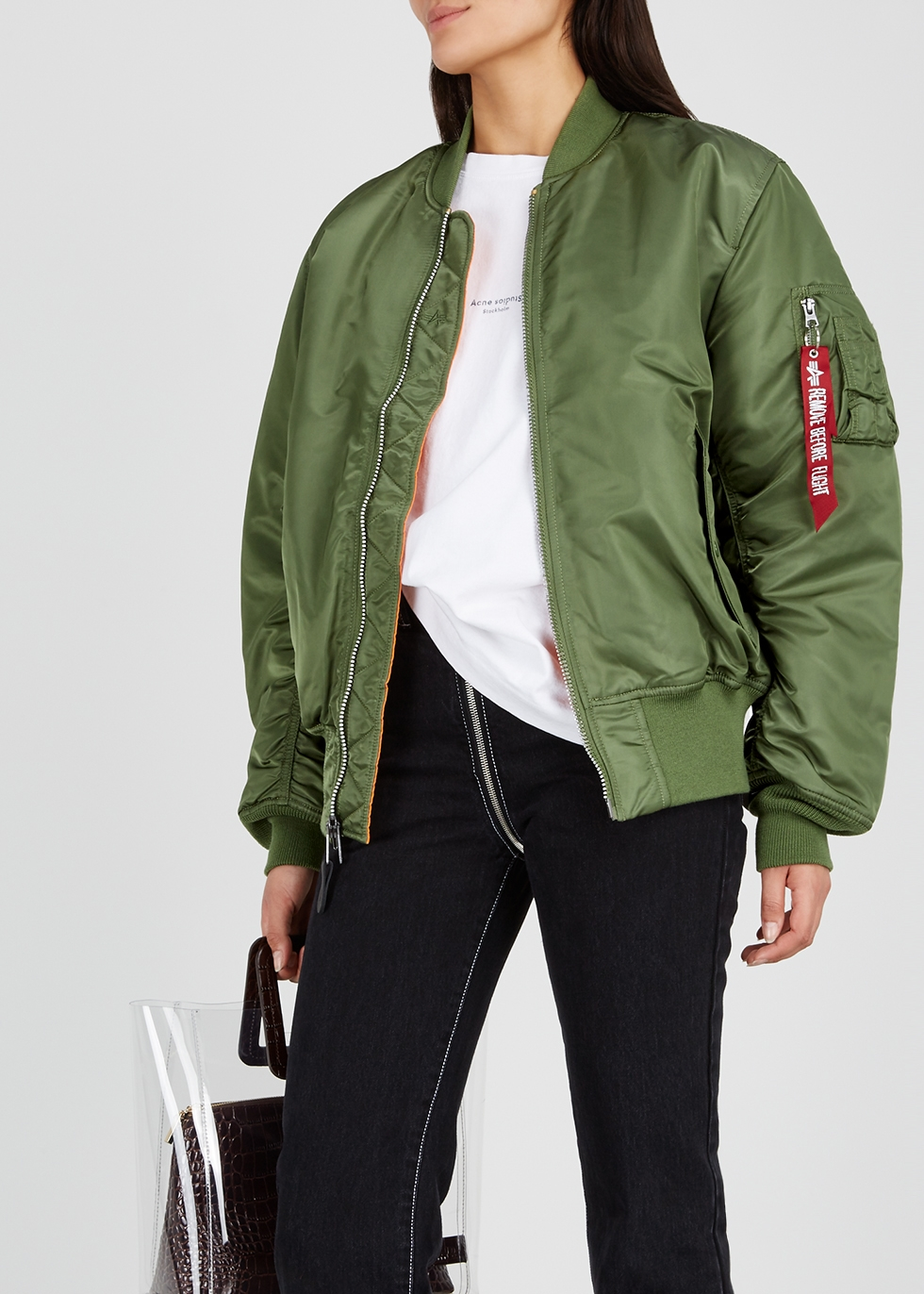 Women S Designer Bomber Jackets Harvey Nichols