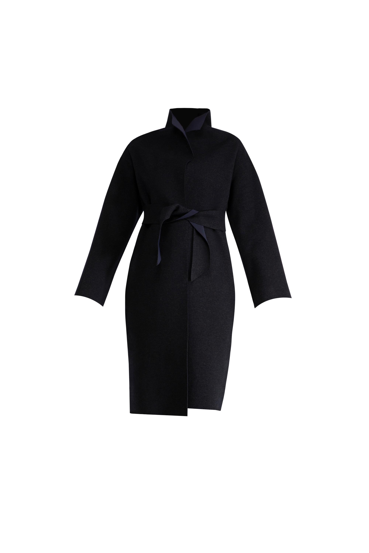 CHIARA BONI Lalla Midnight Coat