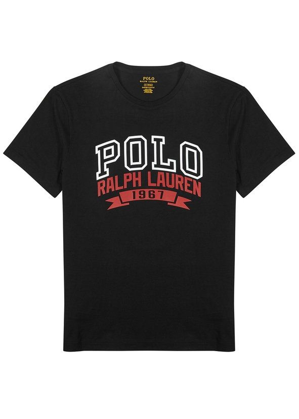 New Season. Polo Ralph Lauren. White bear-print cotton T-shirt. £59.00 ·  Black logo-print cotton T-shirt ... f14d6580af27e