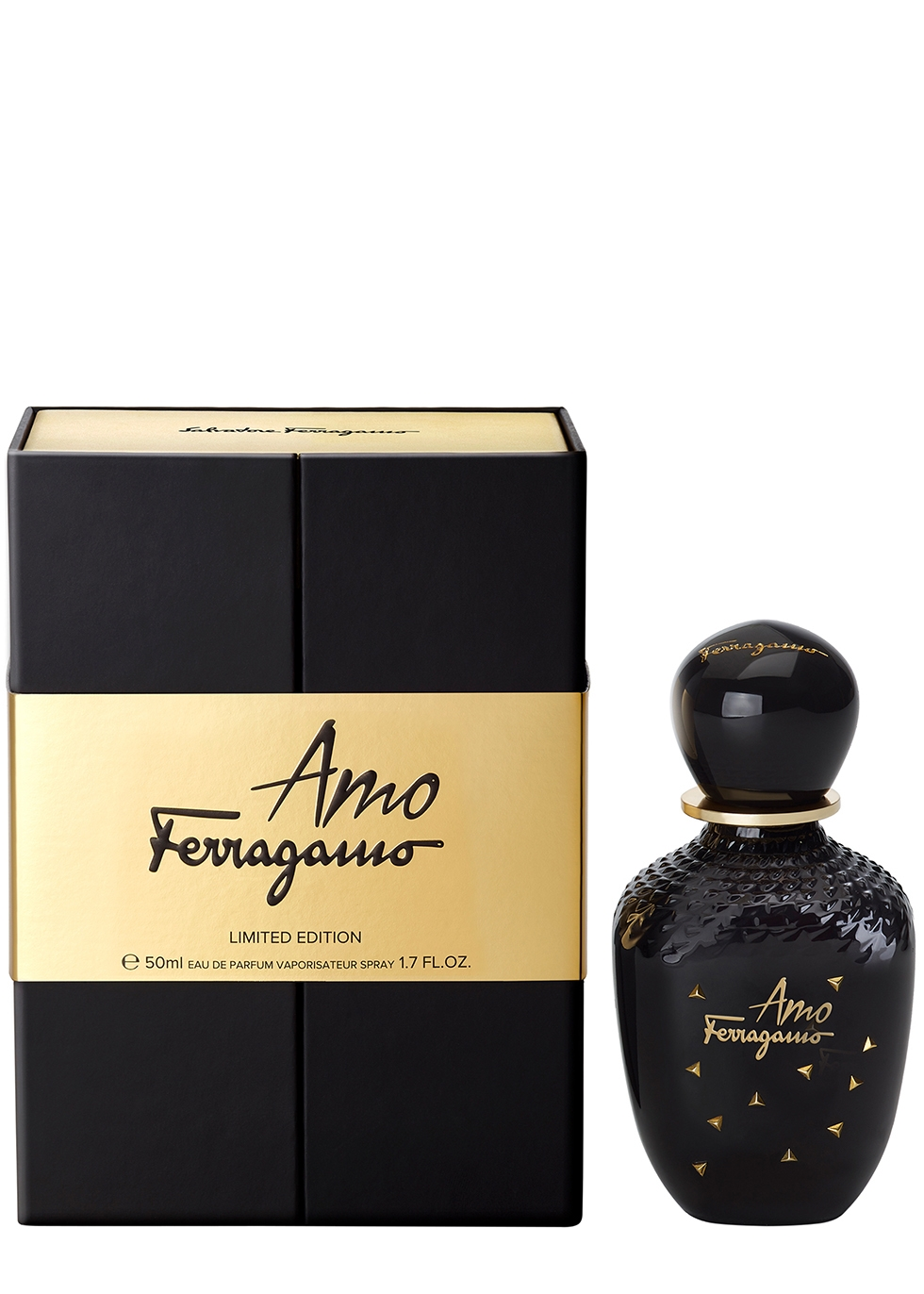 Amo Eau De Parfum 50ml - Salvatore Ferragamo