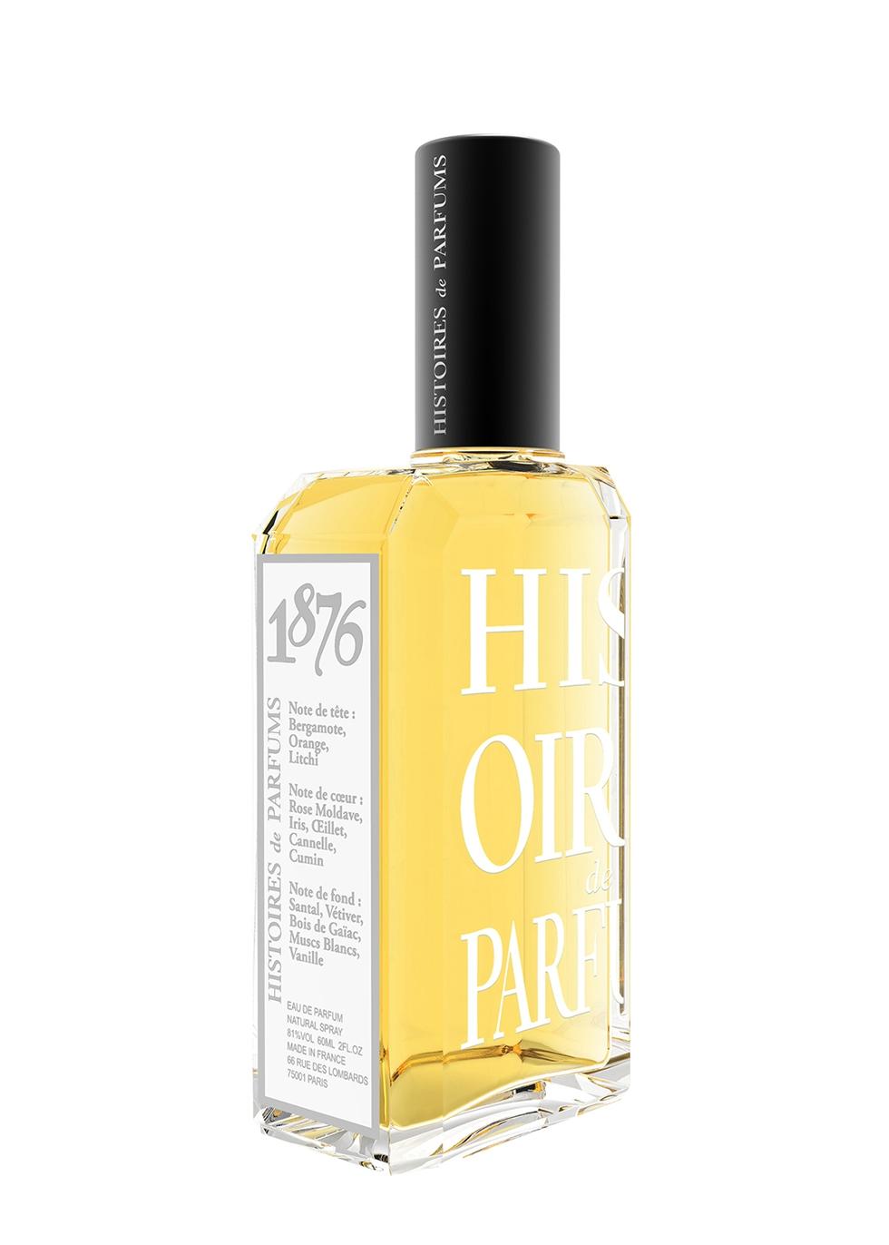 1876 Eau De Parfum 60ml - Histoires de Parfums