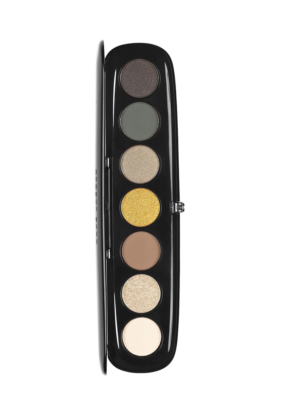 Eye-Conic Multi-Finish Eyeshadow Palette - Edgitorial - MARC JACOBS BEAUTY