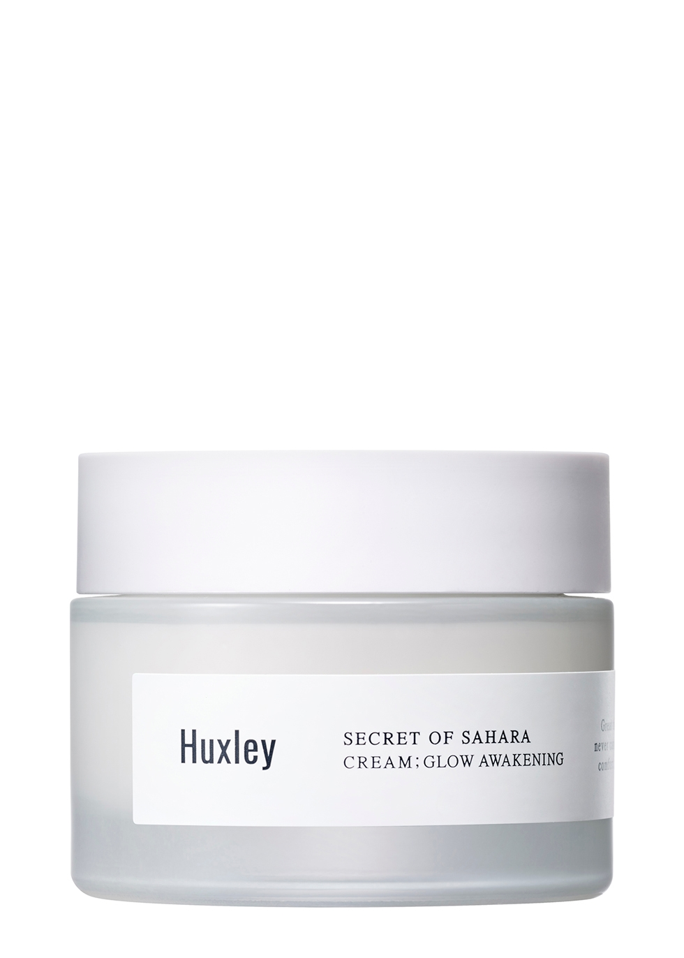 Brightening Cream: Glow Awakening 50ml - HUXLEY