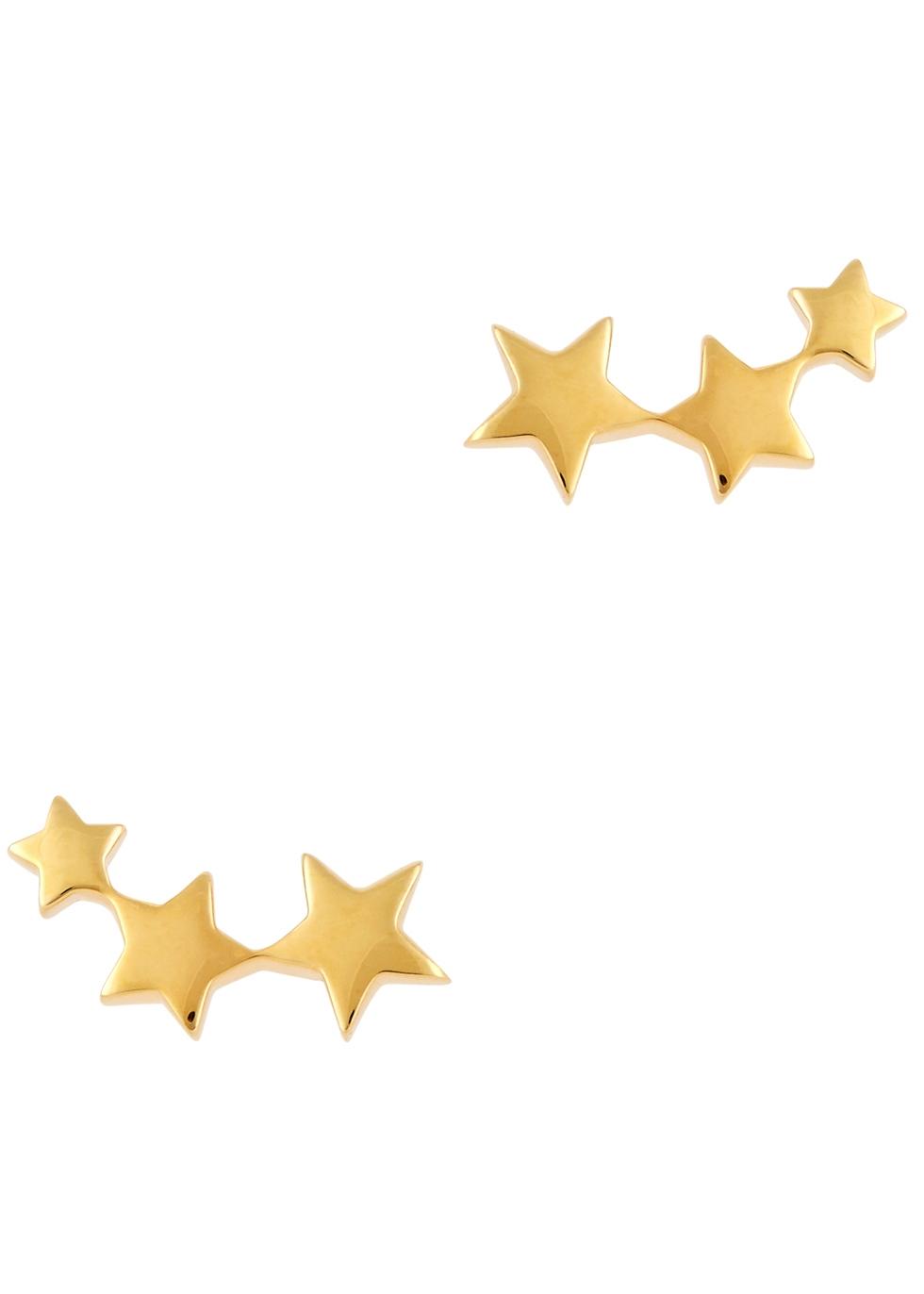 MISSOMA Celestial 18Ct Gold Vermeil Earrings