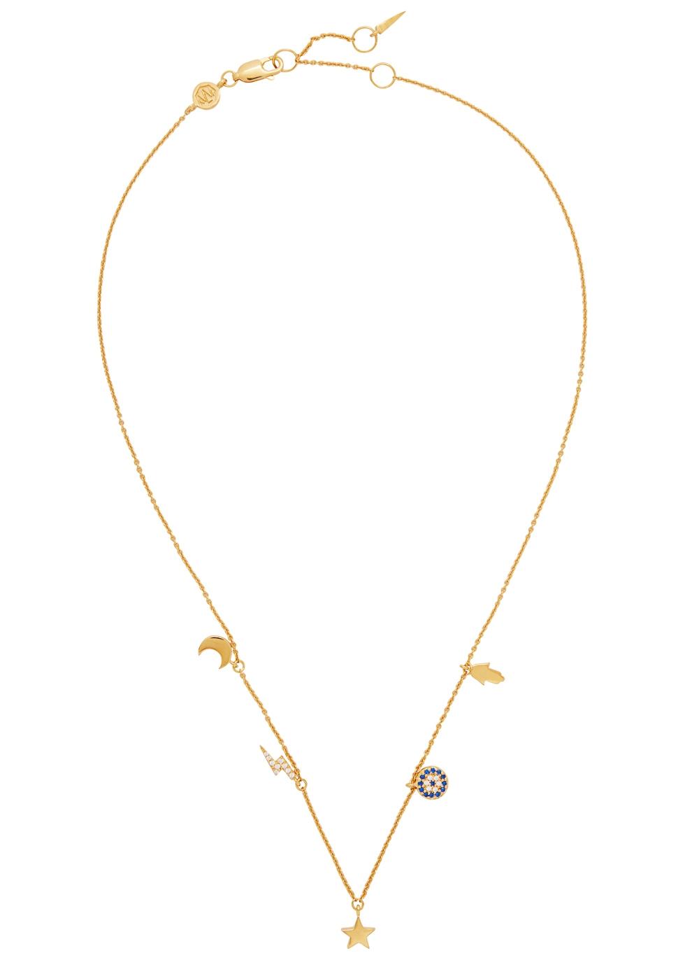 MISSOMA Elemental 18Ct Gold Vermeil Necklace