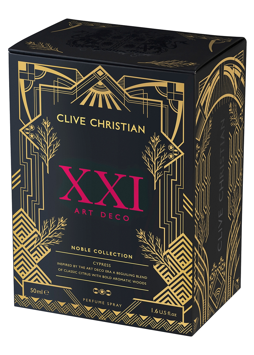 Noble XX Cypress 50ml - Clive Christian