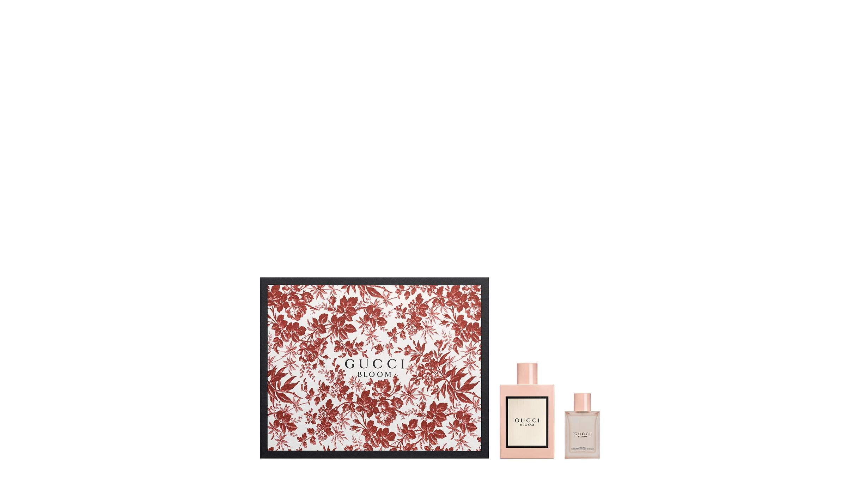 Gucci Gucci Bloom Eau De Parfum For Her Gift Set 100ml Harvey Nichols