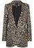Leopard-print camouflage blazer - Smythe