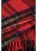 Oversized classic tartan cashmere scarf | royal stewart - Johnstons of Elgin