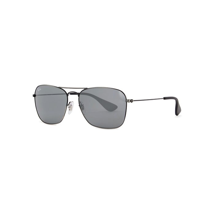 Ray-Ban Aviator Black Sunglasses