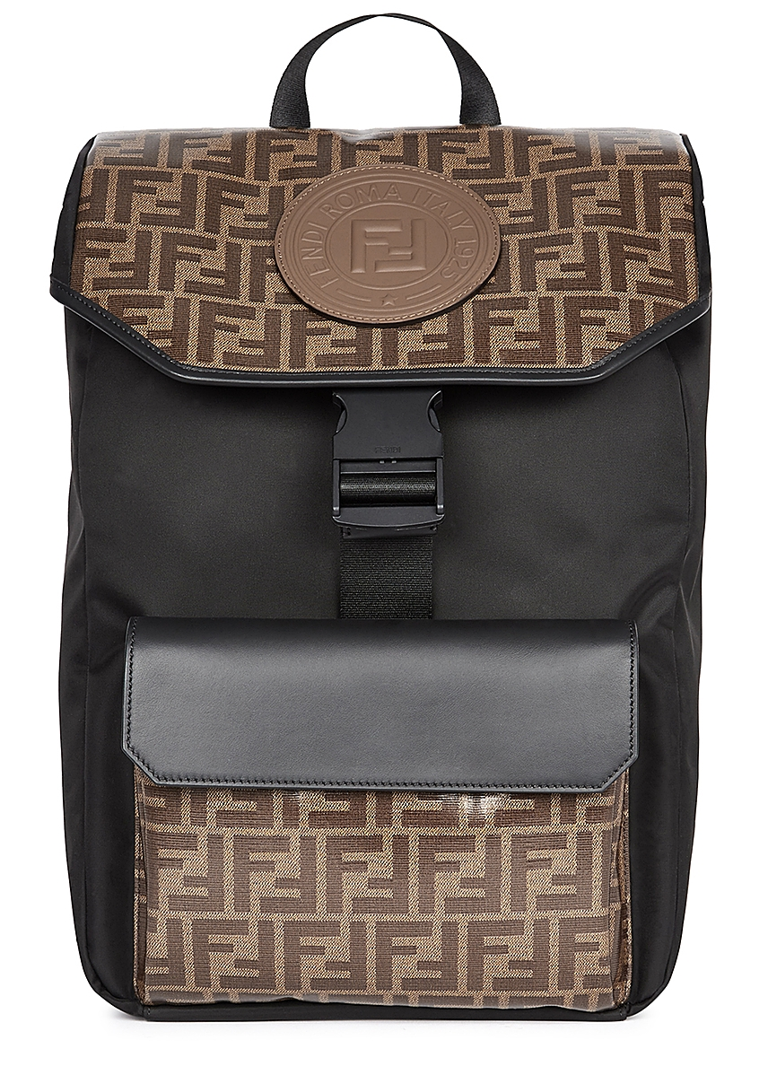 85447ef583c4 Designer Man Bags, Backpacks and Holdalls - Harvey Nichols