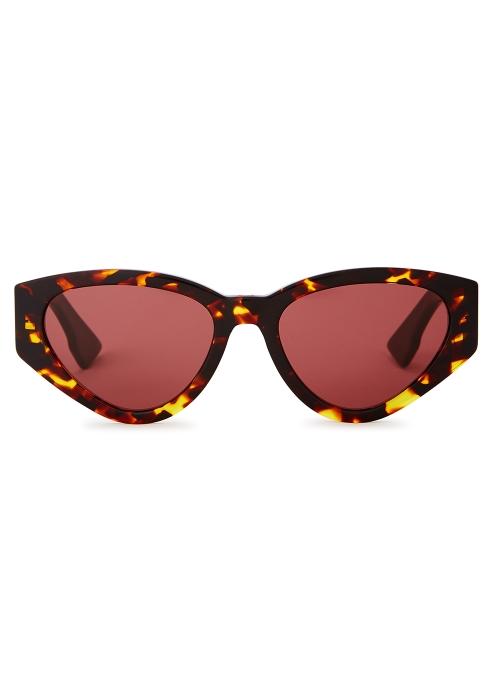 5c24bab9ceb21 Dior Dior Spirit 2 cat-eye sunglasses - Harvey Nichols