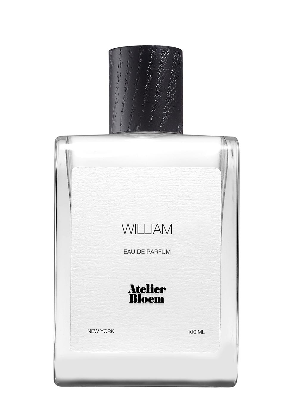 William Eau De Parfum 100ml - ATELIER BLOEM
