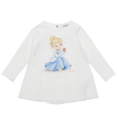 Monnalisa Kids Disney Bow Top thumbnail