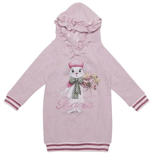 Monnalisa Kids Disney Sweatshirt Dress thumbnail