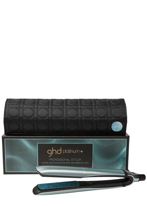 ghd Platinum+ Styler - Glacial Blue - Harvey Nichols 31cdafd647