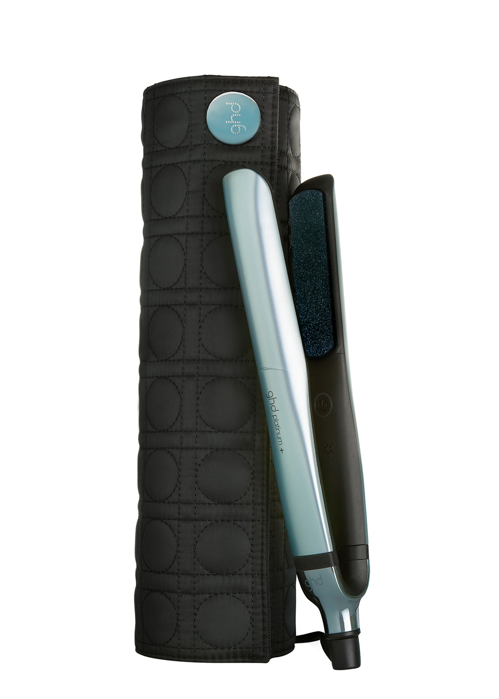 Platinum+ Styler - Glacial Blue - ghd